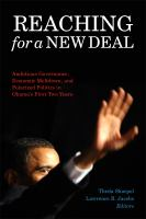 Reaching for A New Deal