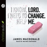 Lord Change Me (Audiobook on CD)