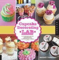 Cupcake Decorating Lab
