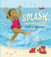 Splash, Anna Hibiscus!