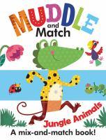 Muddle and Match Jungle Animals