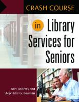 Crash Course in Services for Seniors
