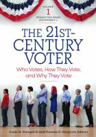 The 21st-century Voter
