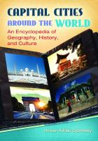 Capital Cities Around the World