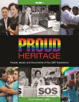 Proud Heritage