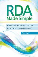RDA Made Simple
