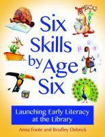 Six Skills by Age Six