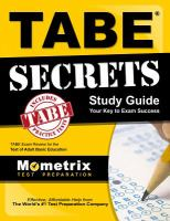 TABE Secrets Study Guide