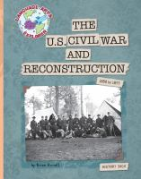 The U.S. Civil War and Reconstruction