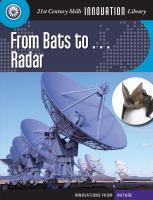 From Bats to ... Radar