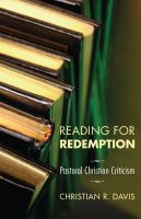 Reading for Redemption