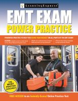 EMT Exam Power Practice