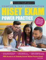 HiSET Exam Power Practice