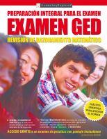 Examen GED Revisión de Razonamiento Matematico