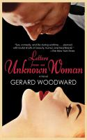 Letters From An Unknown Woman