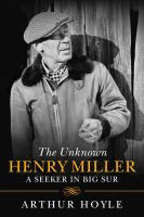 The Unknown Henry Miller