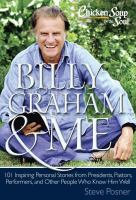 Chicken Soup for the Soul Billy Graham & Me