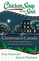 Chicken Soup for the Soul Christmas in Canada