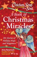 A Book of Christmas Miracles
