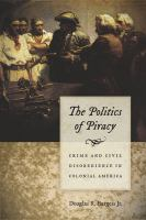 The Politics of Piracy