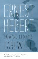 Howard Elman's Farewell