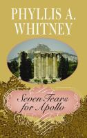 Seven Tears for Apollo