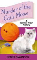 Murder of the Cat's Meow