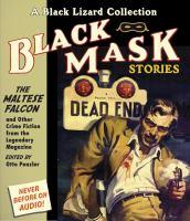 Black Mask Stories