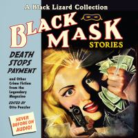 Black Mask Stories