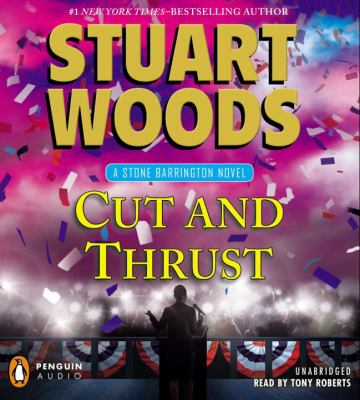 Cover image for Cut and Thrust