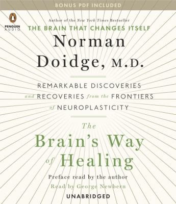 Cover image for The Brain's Way of Healing