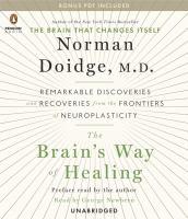 The Brain's Way of Healing