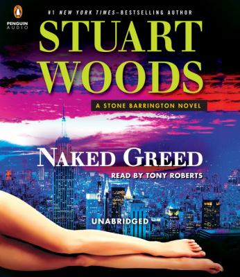 Cover image for Naked Greed