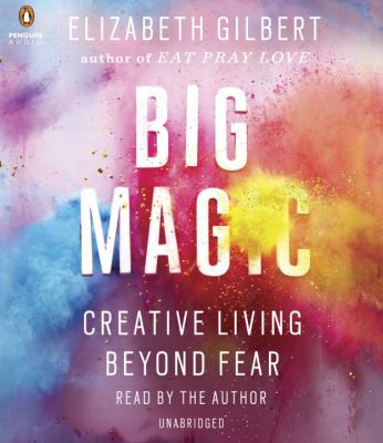 Cover image for Big Magic