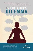 The Meditator's Dilemma