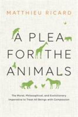 Cover image for A Plea for the Animals