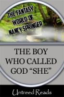 "The Boy Who Called God ""she"""
