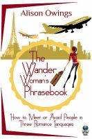 The Wander Woman's Phrasebook