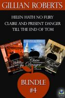 The Amanda Pepper Mysteries: Bundle #4