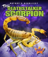 The Deathstalker Scorpion