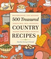 500 Treasured Country Recipes