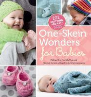 One-skein Wonders for Babies