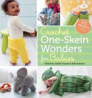 Crochet One-skein Wonders for Babies