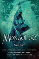 The Mongoliad. Book three