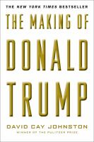The Making of Donald Trump