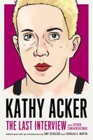 Kathy Acker