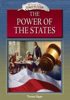 The Power of the States