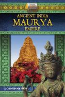 Ancient India/Maurya Empire