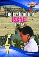 Understanding Israel Today