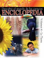 Descubre el mundo de las ciencias enciclopedia